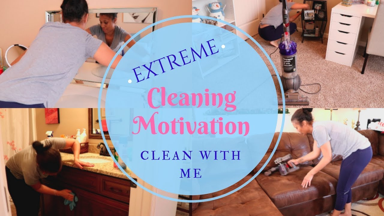 clean with me extreme cleaning motivation cleaning motivation youtube. Black Bedroom Furniture Sets. Home Design Ideas