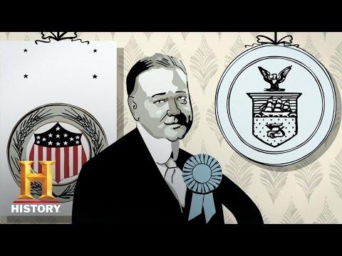 Drawn History: Herbert Hoover | History