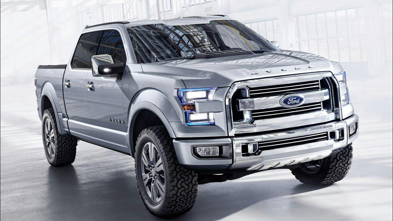 Ford Bronco Atlas 2017 Concept Truck