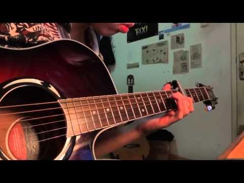 Guilty Crown OP) supercell - My Dearest (fingerstyle guitar ...