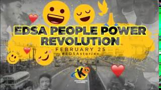 EDSA Stories | February 25, 2020 Knowledge Channel Campaign