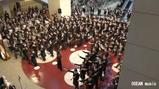 2016年11月13日、横浜音祭り2016 第18回全日本高等学校吹奏楽大会 in横...