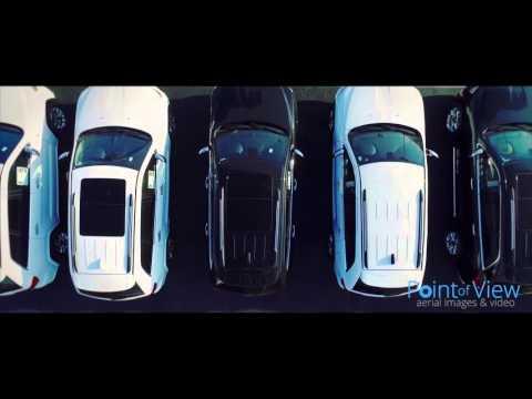 Car Dealership Aerial Drone Footage Indianapolis