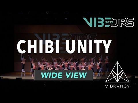 [1st Place] Chibi Unity | 2017 VIBE JRS [@VIBRVNCY 4K] #vibejrs