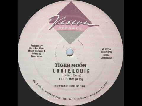 tiger moon--louie louie [1988 club mix]