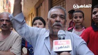 أهالي فيصل بعد قطع المياه: «مفيش انتخابات»