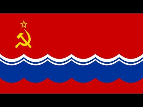 National Anthem of the Estonian SSR Stalinized Lyrics