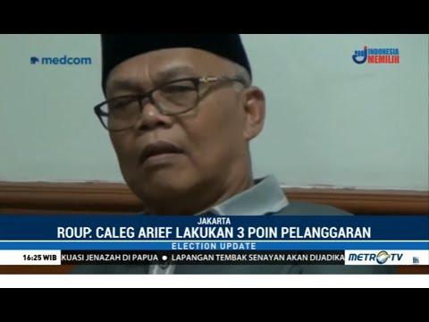 Caleg Gerindra Jalani Sidang Pelanggaran Kampanye Mp3