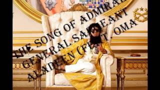 The Dictator   Soundtrack The Song of Admiral General