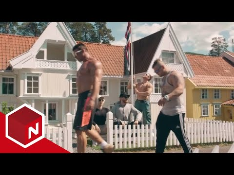 Norwegian Bodybuilders Create Their Own Wonderland