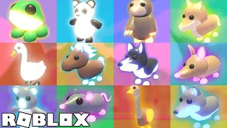 Trying to trade pets on Adopt Me. Roblox