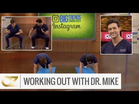 Working Out With Dr Mike