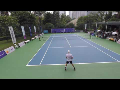 Antoine ESCOFFIER - International TENNIS - F3 Futures INDONESIA
