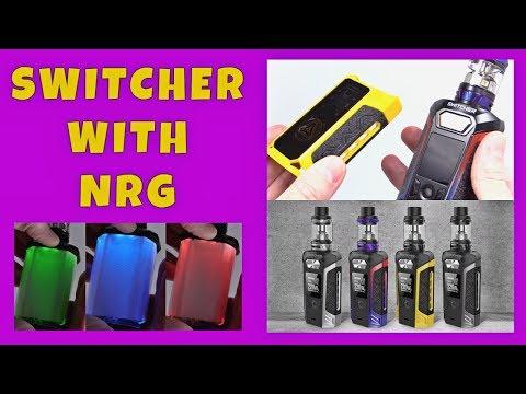 The Switcher Vape Kit By Vaporesso!