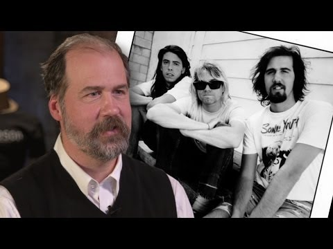 Nirvana's Krist Novoselic on Punk, Politics, & Why He Dumped the Dems