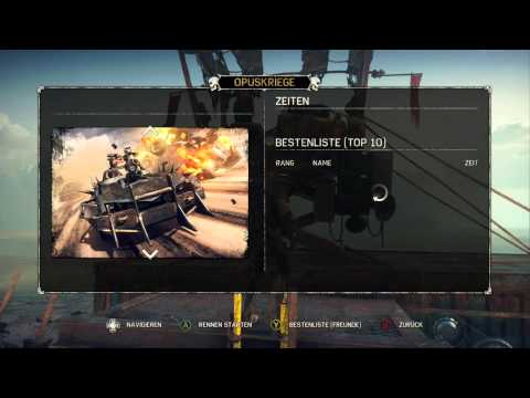 Mad Max | Rockstar Energy DLC Thirst Cutter Gameplay|