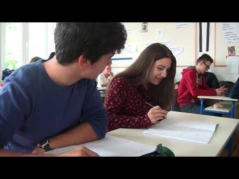 Katolička gimnazija: The Globe Program