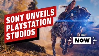 New PlayStation Studios Brand to Launch Alongside PlayStation 5 - IGN Now