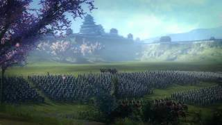 Total War: Shogun 2 Gameplay Trailer #1