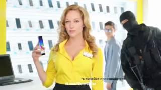 Реклама Евросеть с Дукалисом (Виктор Диктор)(Рекламный ролик компании