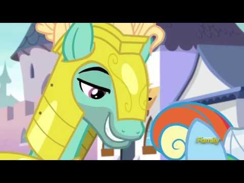 Rainbow Dash Seduces Zephyr Breeze MLP Season 9 Episode 4 Clip