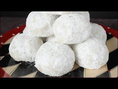 Snowball Cookies!!