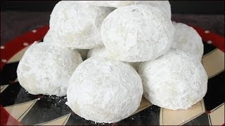 Snowball Cookies!!