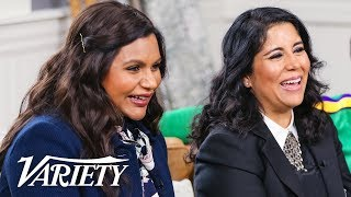 Mindy Kaling & 'Late Night' Cast Reveal Favorite Talk Show Hosts