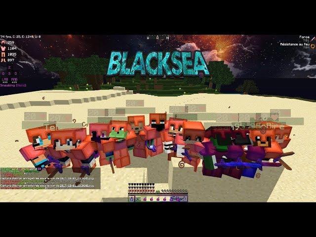 KOTH ft BlackSea / WhiteSea / SexSea #1