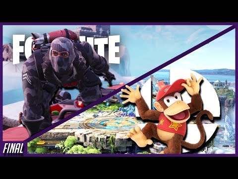 Elite Smash w/Pit! | Super Smash Bros Ultimate thumbnail