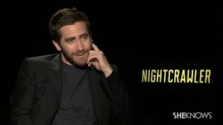 Nightcrawler's Jake Gyllenhaal and Rene Russo - Celebrity Interview