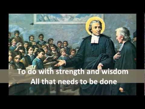 One Lasalle Prayer