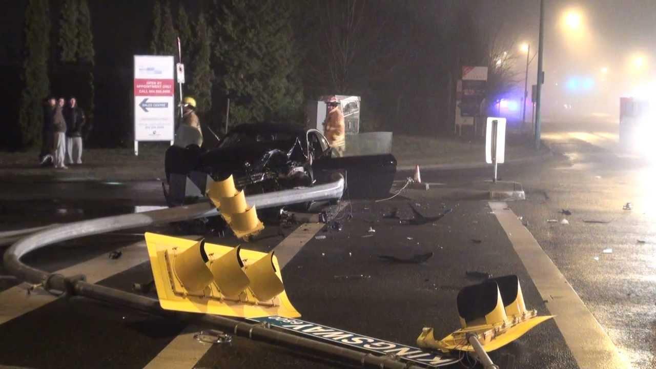 Car Crash Burnaby
