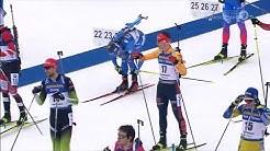 Biathlon WM 2020 in Antholz - Massenstart der Herren - Komplettes Rennen vom Sonntag - Tag 8