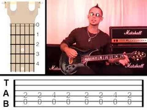 Guitar Lesson 10 - Rock 'n' Roll (www.vGuitarLessons.com)