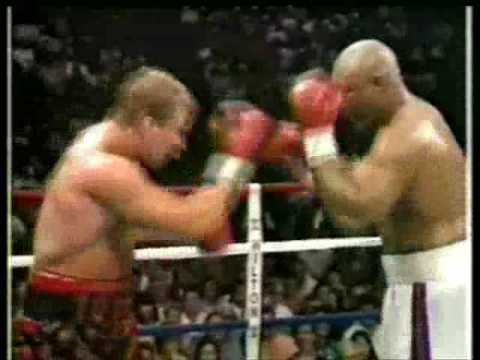 Mike Tyson vs Tommy Morrison