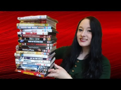 DVD Haul! (January 2016, part 1) | Amy McLean