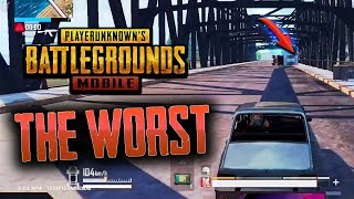 THE WORST TYPE OF PUBG MOBILE PLAYER...
