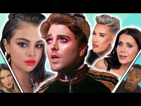 Shane Dawson Accused Of CLICKBAITING James & Tati Drama! Selena Gomez DISSES Justin? (Celeb Lowdown) thumbnail