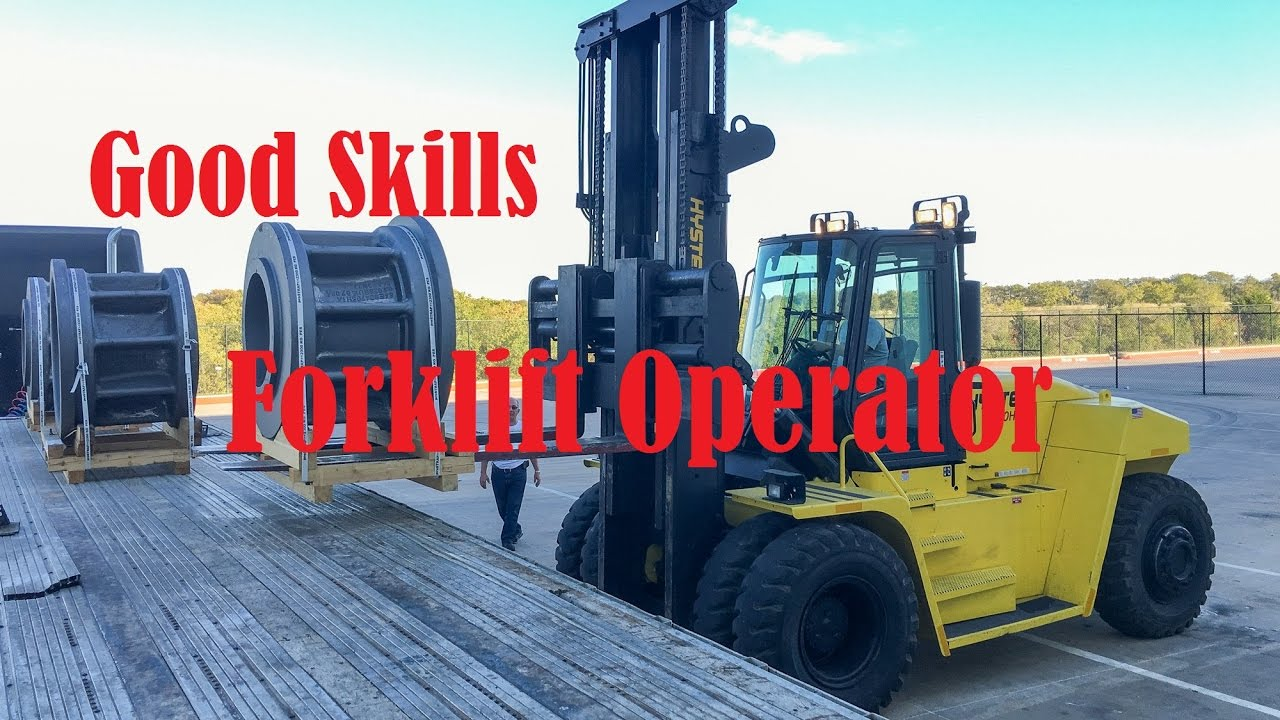 good skills forklift operator awesome good skills forklift operator awesome