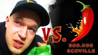 BIS 500.000 SCOVILLE CHILI CHALLENGE EXTREM | PVP