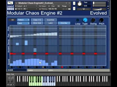 Modular Chaos Engine #2 -Evolved by Sound Dust