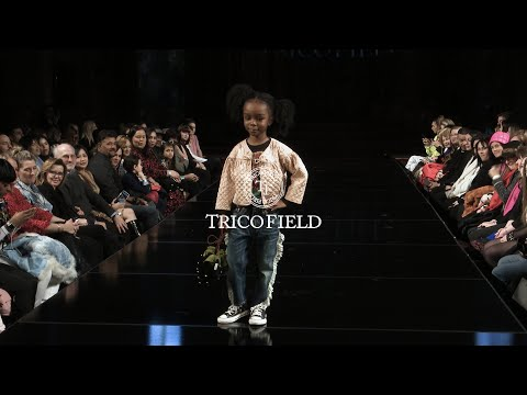 Trico Field New York Fashion Week NYFW FW/19 Art Hearts Fashion New York Fashion Week