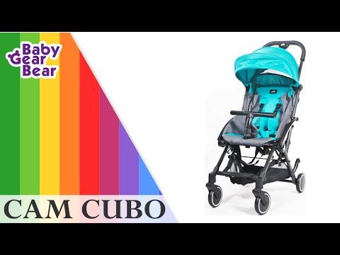 Cam Бебешка количка Cubo col. 114 #k4UxyBSDSks