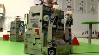 TURAG e.V. Eurobot 2014: Eddie & Crash