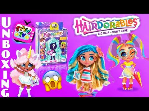hairdorables-blindbox-unboxing