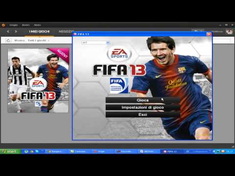 Fifa 13 Problem/Bug  [PC Version]