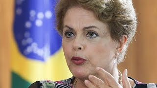 Brazil's Dilma Rousseff: Petrobras Will Take Dramatic Measures