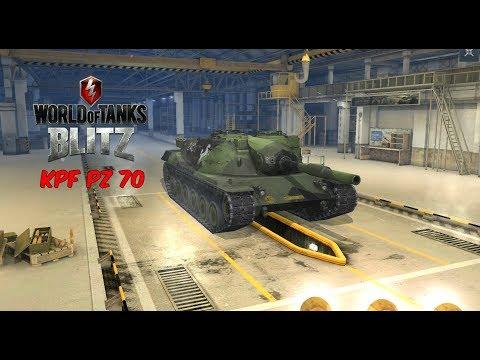 Kpf Pz 70 - World of Tanks Blitz