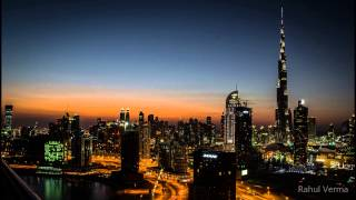 Timelapse of Dubai